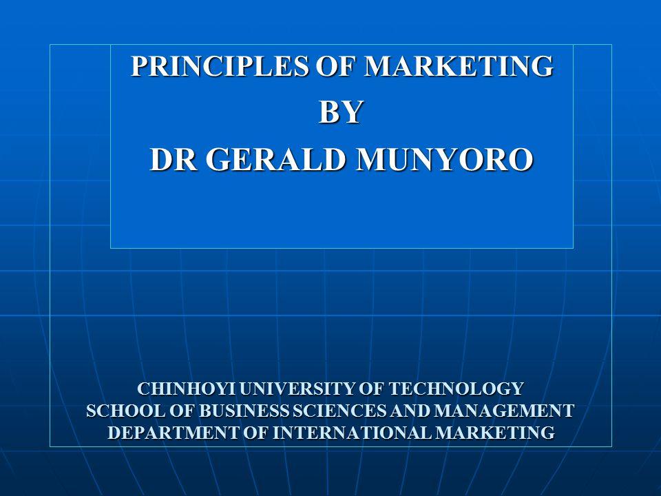Marketing Environment f.Publics f.