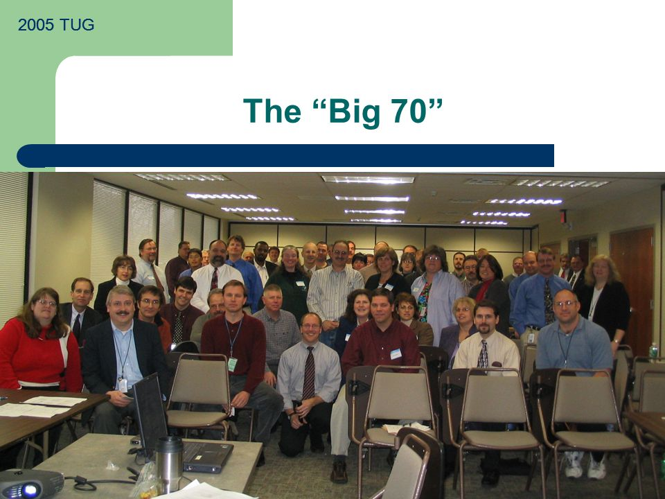 2005 TUG The Big 70