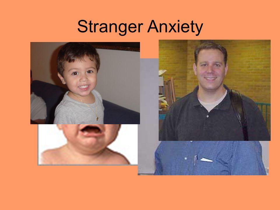 Stranger Anxiety