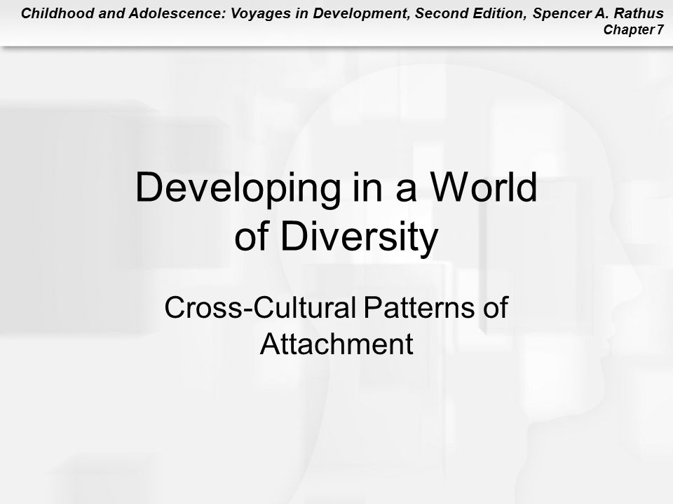 Childhood and Adolescence: Voyages in Development, Second Edition, Spencer A.