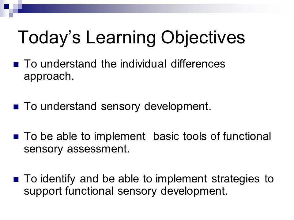 1.Activity Level: inactive versus active motor behavior.