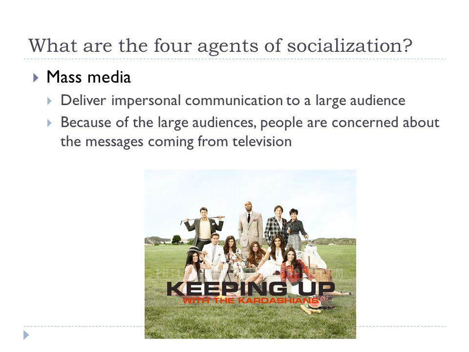 How do we explain socialization.