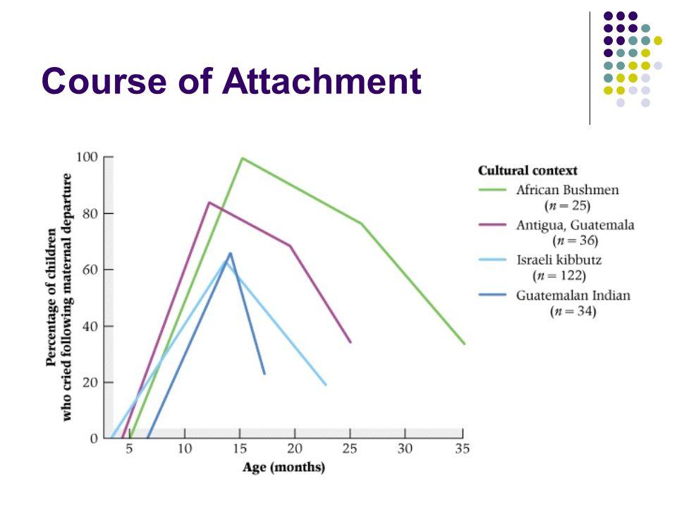 Course of Attachment