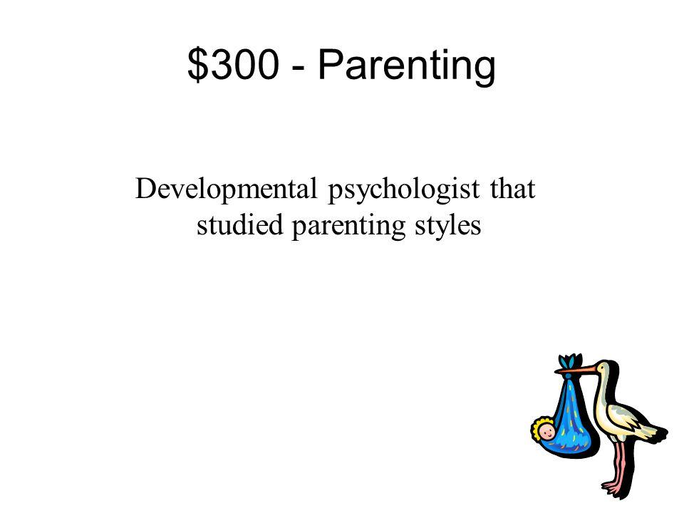 $200 - Parenting What is authoritative parenting