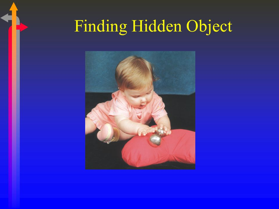 Finding Hidden Object