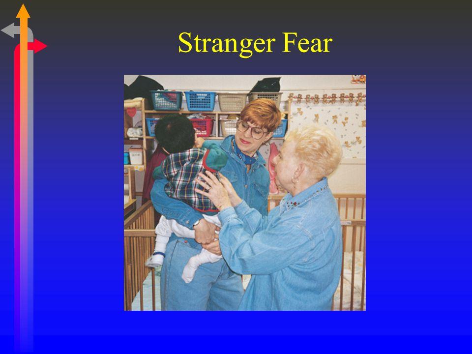 Stranger Fear