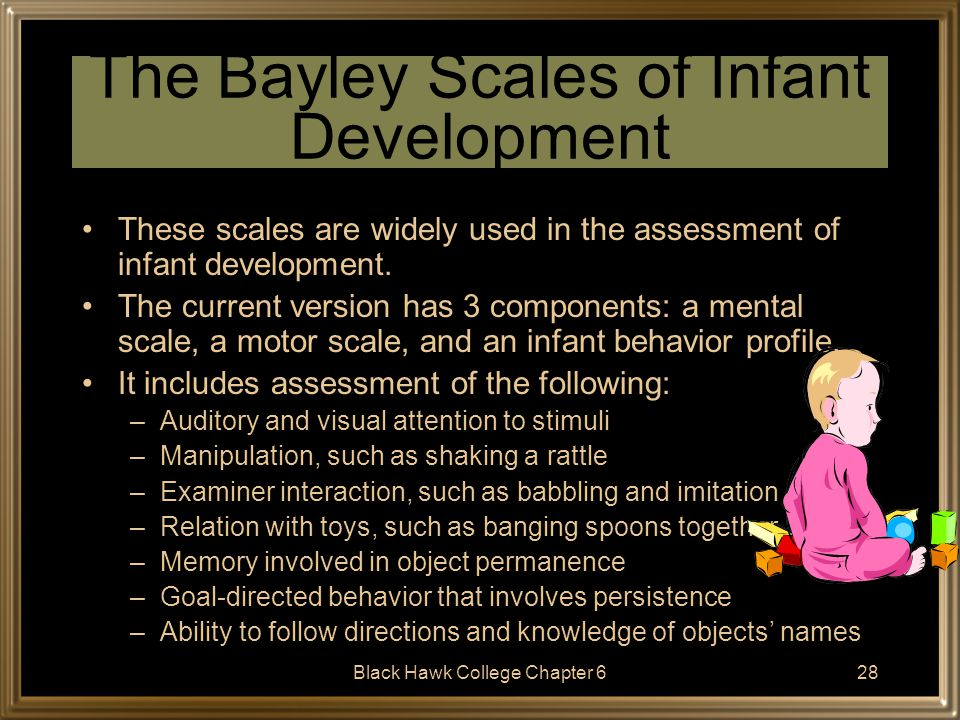 Black Hawk College Chapter 629 The Fagan Test of Infant Intelligence The Fagan test is becoming increasingly popular.