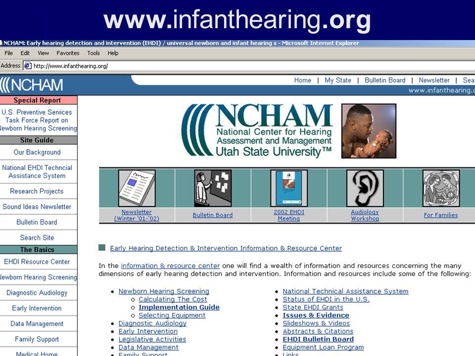www.infanthearing.org www.infanthearing.org www.infanthearing.org