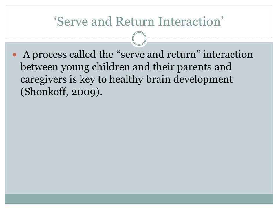 Cognitive development- acc.