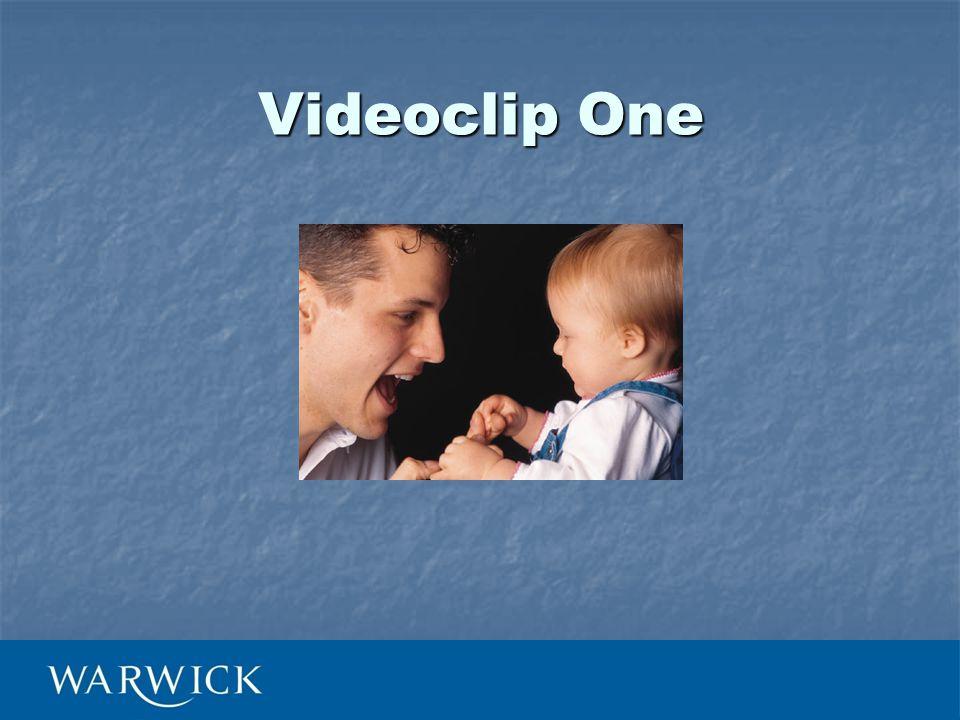 Videoclip One