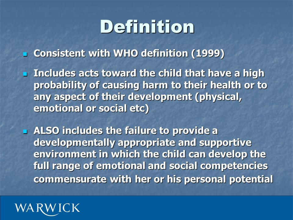 Parent-Infant Psychotherapy Focus on mother's representational world e.g.