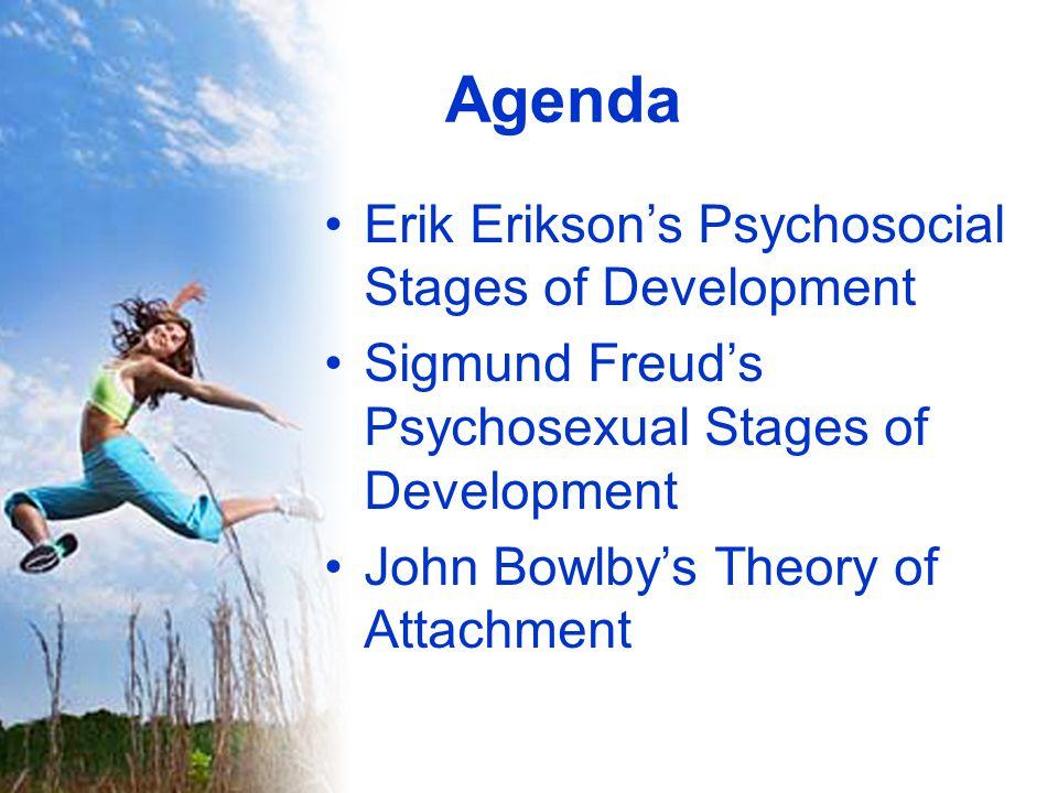 Erik Erickson's Psychosocial Stages of Development Basic ConflictAgeGoal or Achievement Symptoms Basic Trust vs.