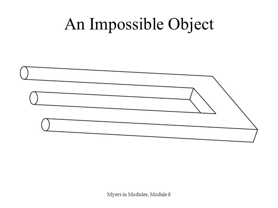 Myers in Modules, Module 8 An Impossible Object