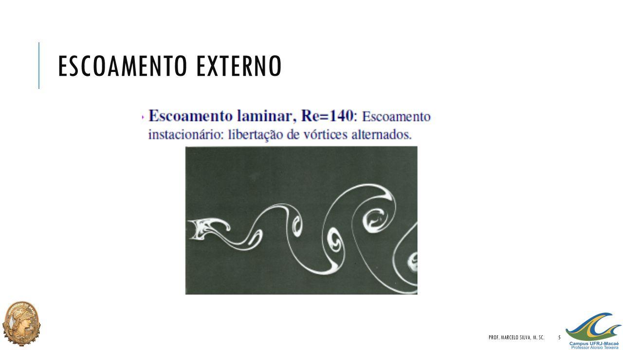 ESCOAMENTO EXTERNO PROF. MARCELO SILVA, M. SC.5