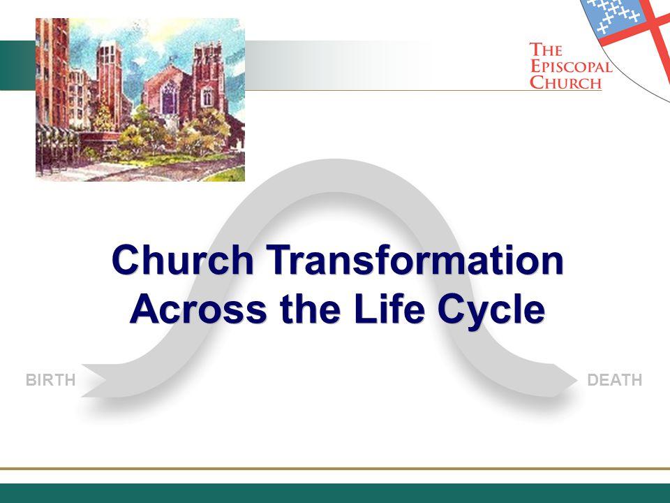 BIRTHDEATH Church Transformation Across the Life Cycle Church Transformation Across the Life Cycle
