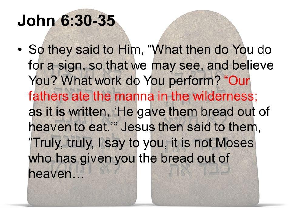 Jesus, A Prophet Like Moses Deut. 18:15-22 1 Cor. 10:1-14 –Num. 11:1ff