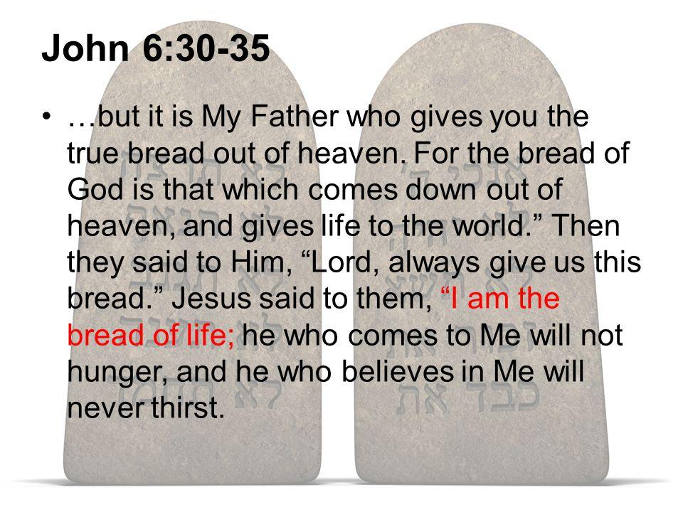 Jesus, A Prophet Like Moses Deut. 18:15-22 1 Cor. 10:1-14 –Num. 11:1ff Heb. 3:1-13