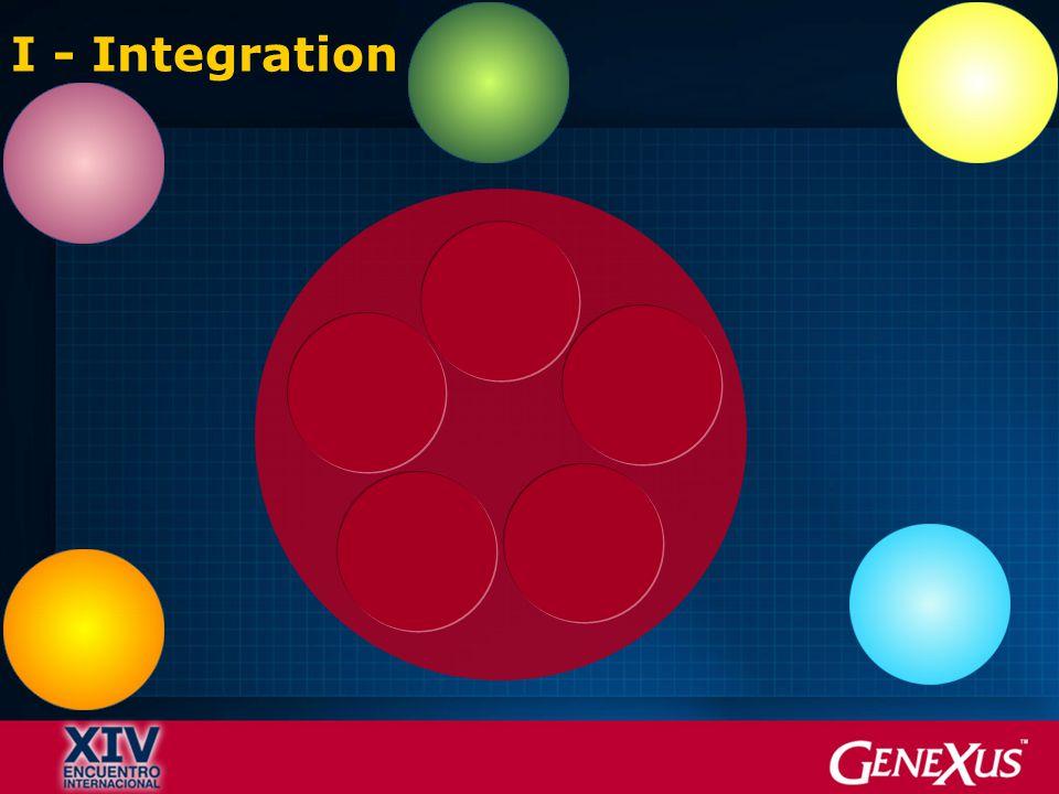 I - Integration