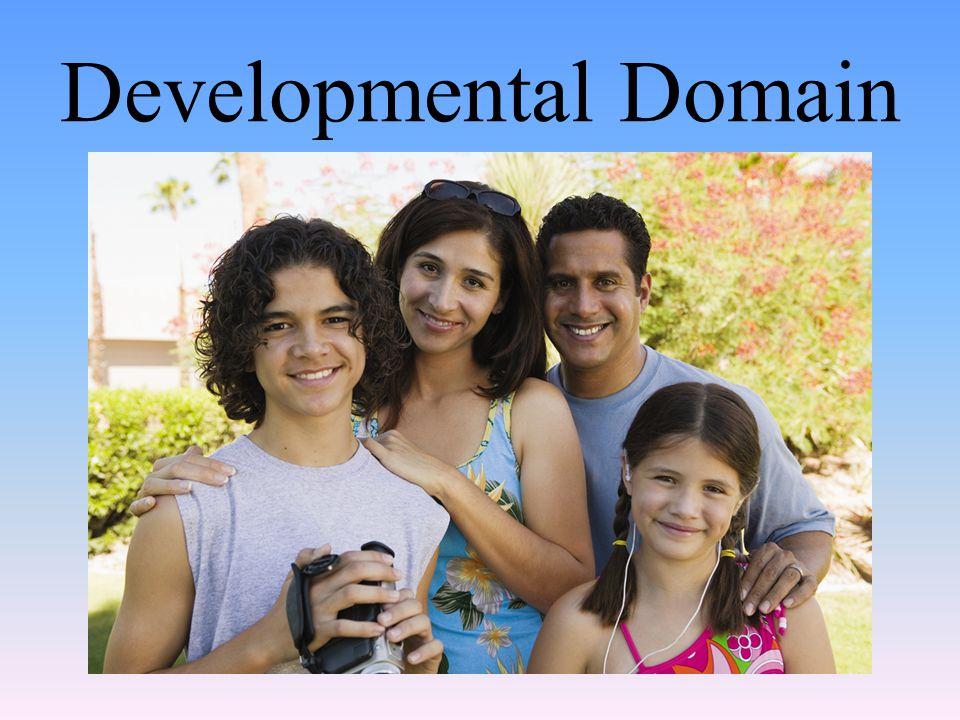 Developmental Domain