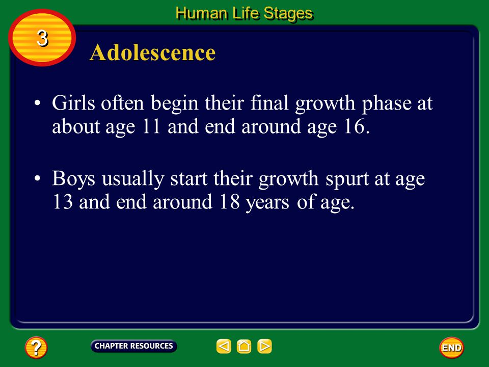Adolescence A part of adolescence is puberty, the time of development when a person becomes physically able to reproduce.