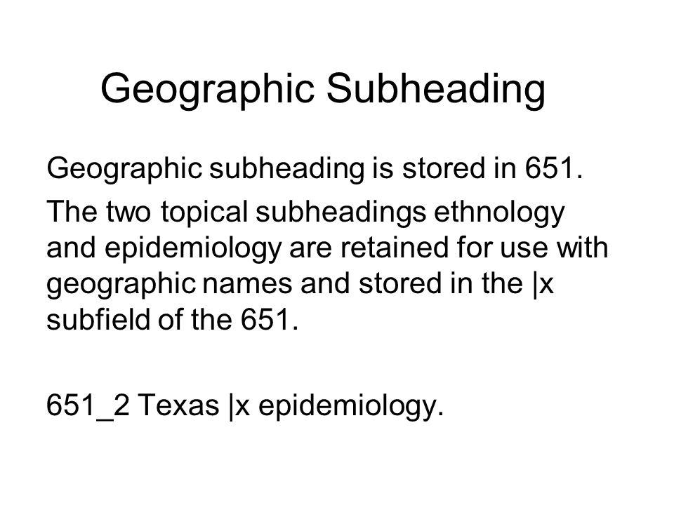Language Subheading Language is coded in 008/35-37.