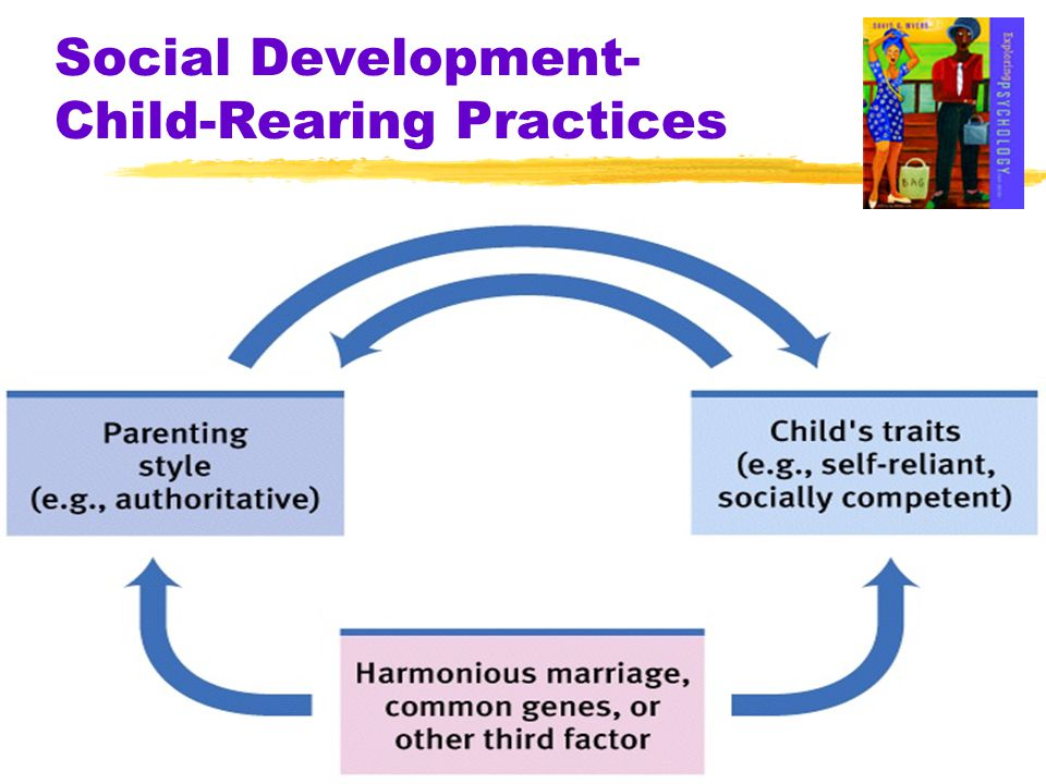 Social Development- Child-Rearing Practices