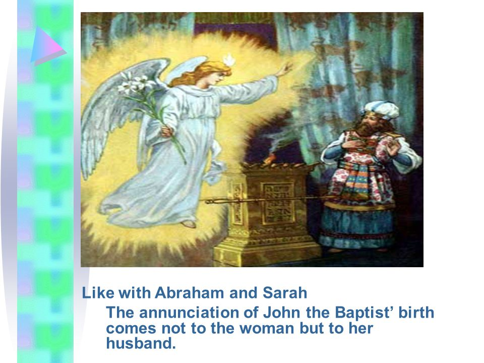 Anna 2:36-38 After the accounts of Elizabeth and Mary, the next woman encountered in Luke's gospel is Anna.