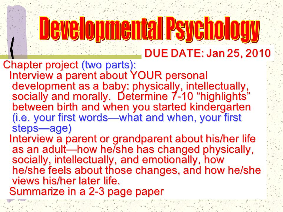 Freud & Psychosocial Development Stage 5: Genital Stage Adolescence Equal satisfaction giving and receiving pleasure and receiving pleasure Freud: Adolescence = completion of development of development