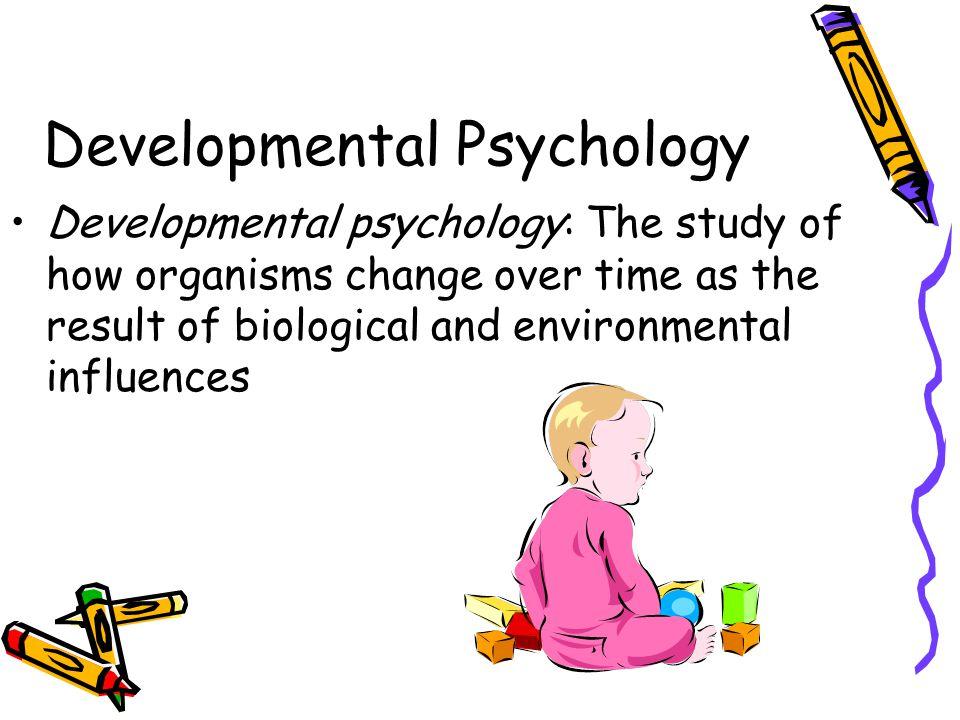How Do Psychologists Explain Development.
