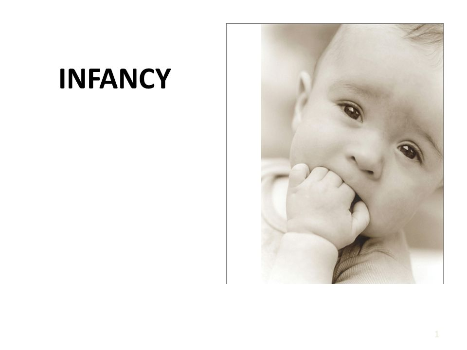 62 Infant Nutrition Birth through 4-6 months  Breast milk OR  Iron-Fortified infant formula