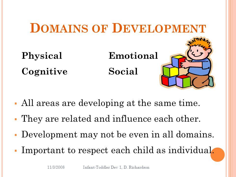 11/3/2008 Infant-Toddler Dev 1, D.