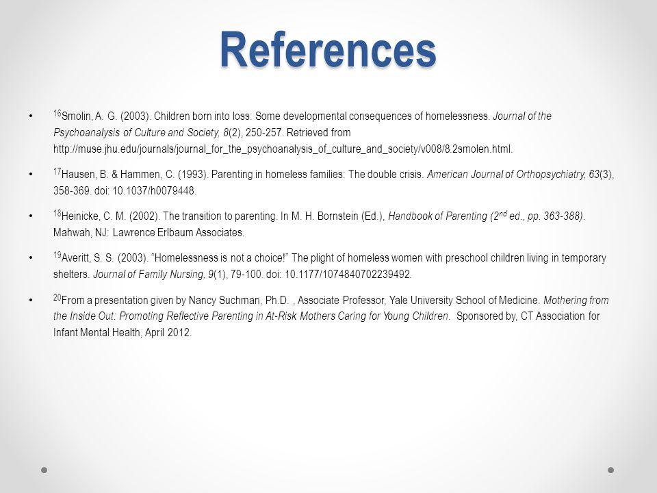 References 16 Smolin, A. G. (2003).