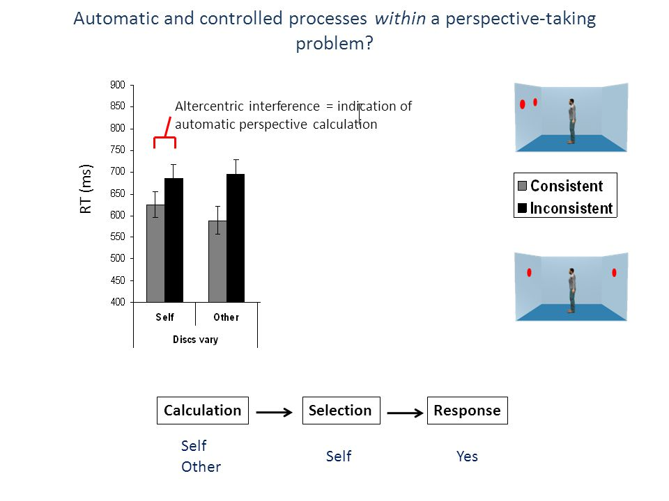 Automatic and controlled processes within a perspective-taking problem.