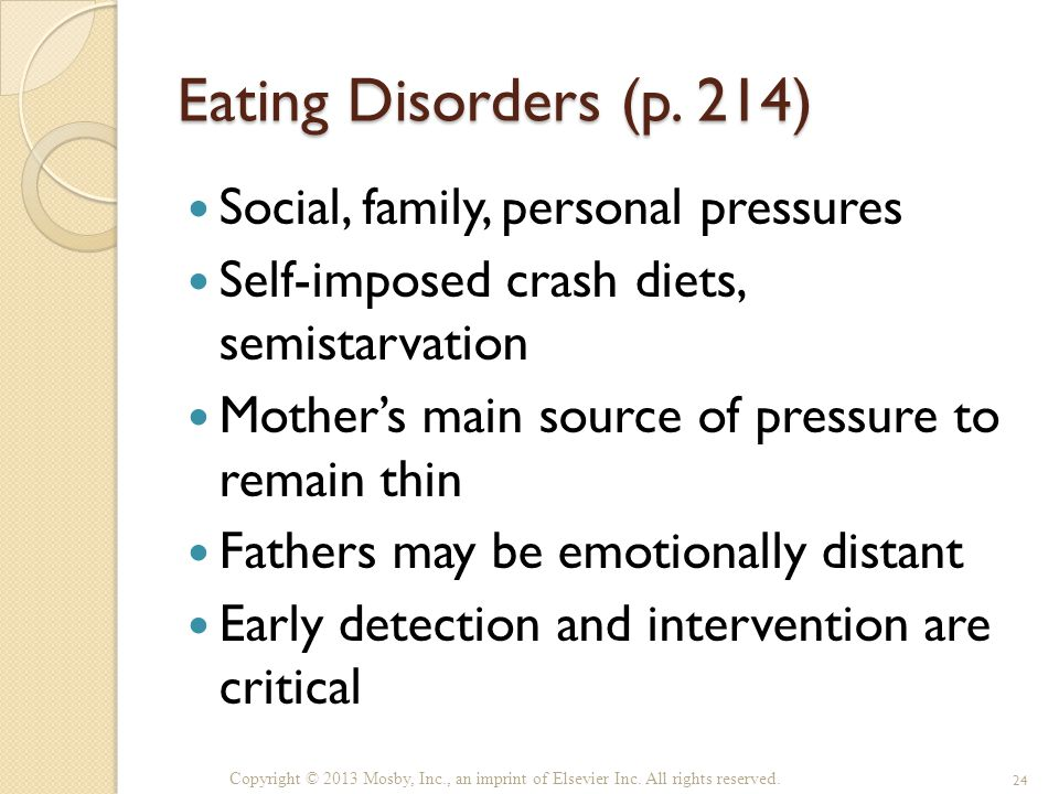 Eating Disorders (p.