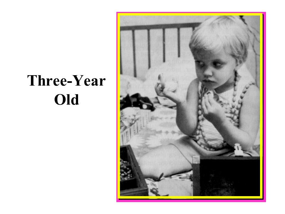 Three-Year Old