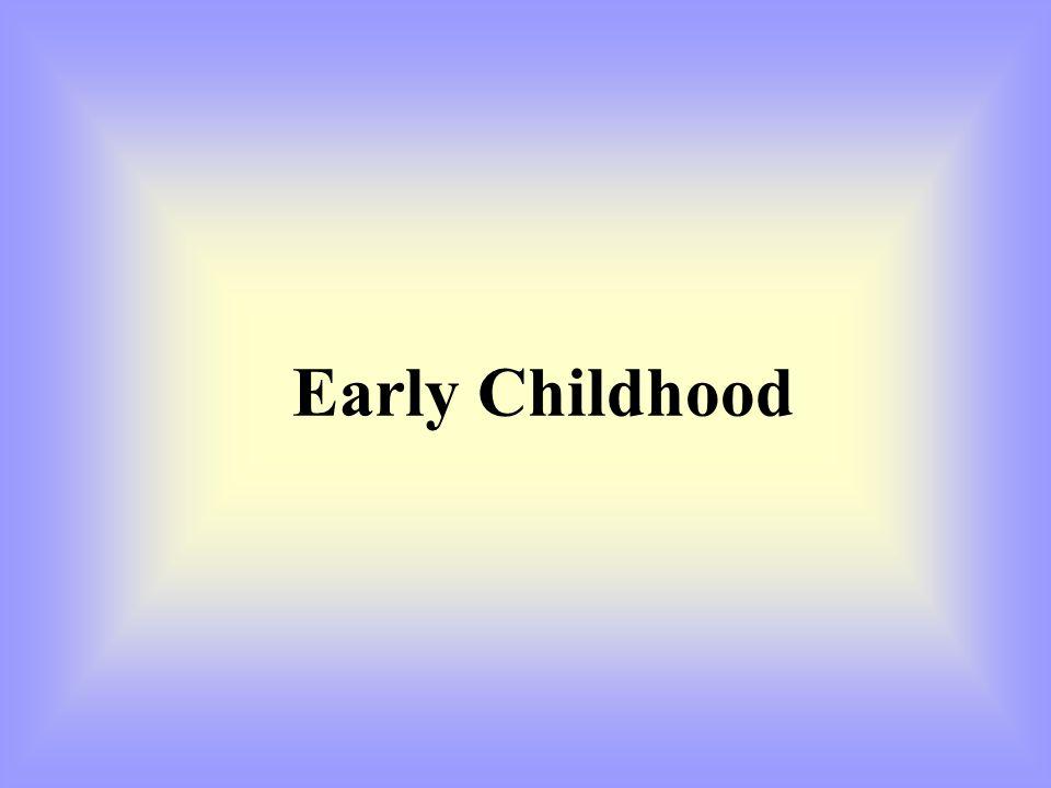 Late Childhood: Preadolescence