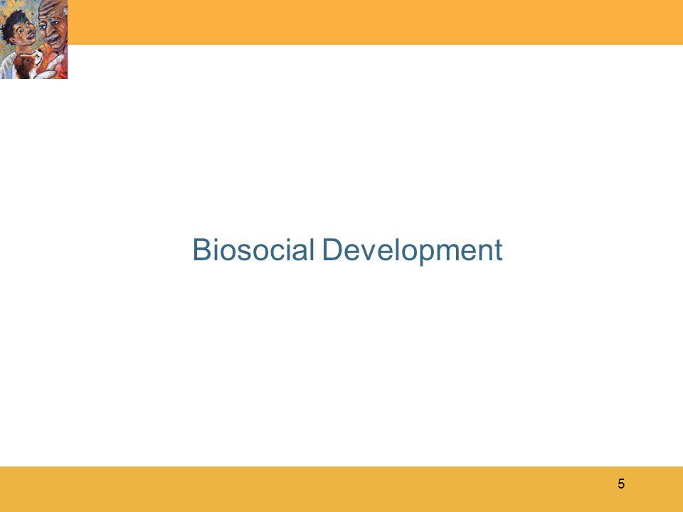 5 Biosocial Development