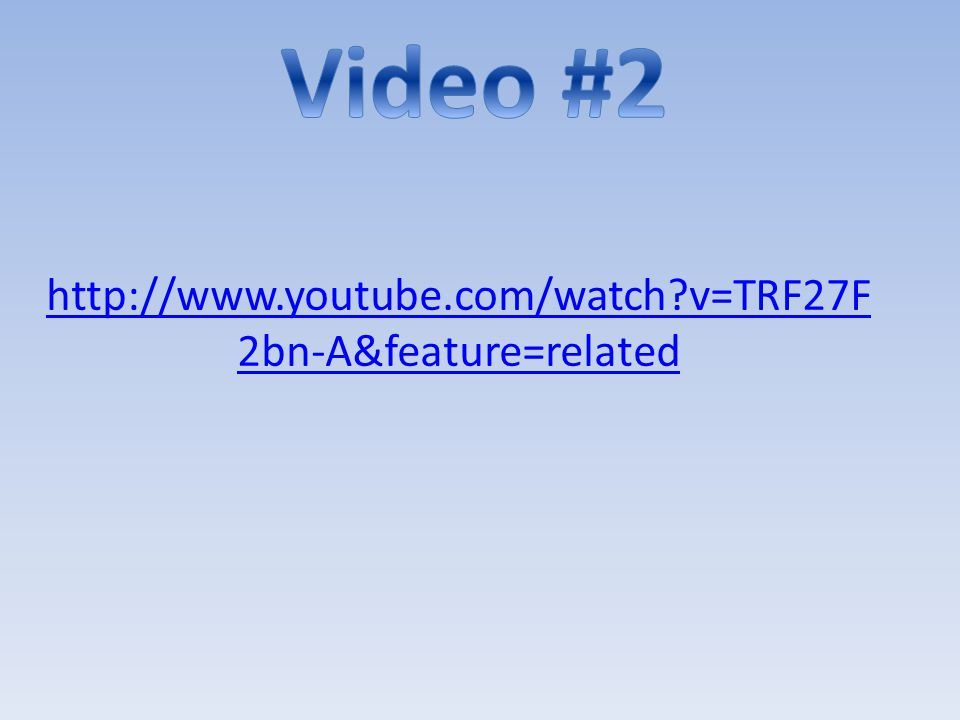 http://www.youtube.com/watch?v=TRF27F 2bn-A&feature=related