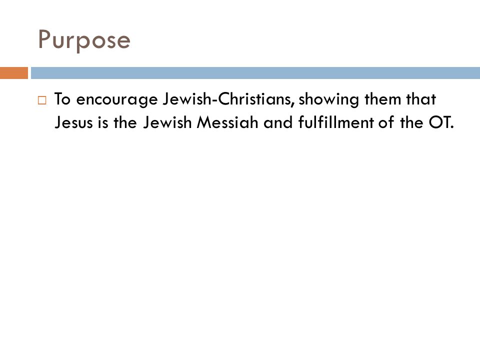 Structure (A)  Five Sermons: There are 5 sermons of Jesus which help to organize Matthew's Gospel.