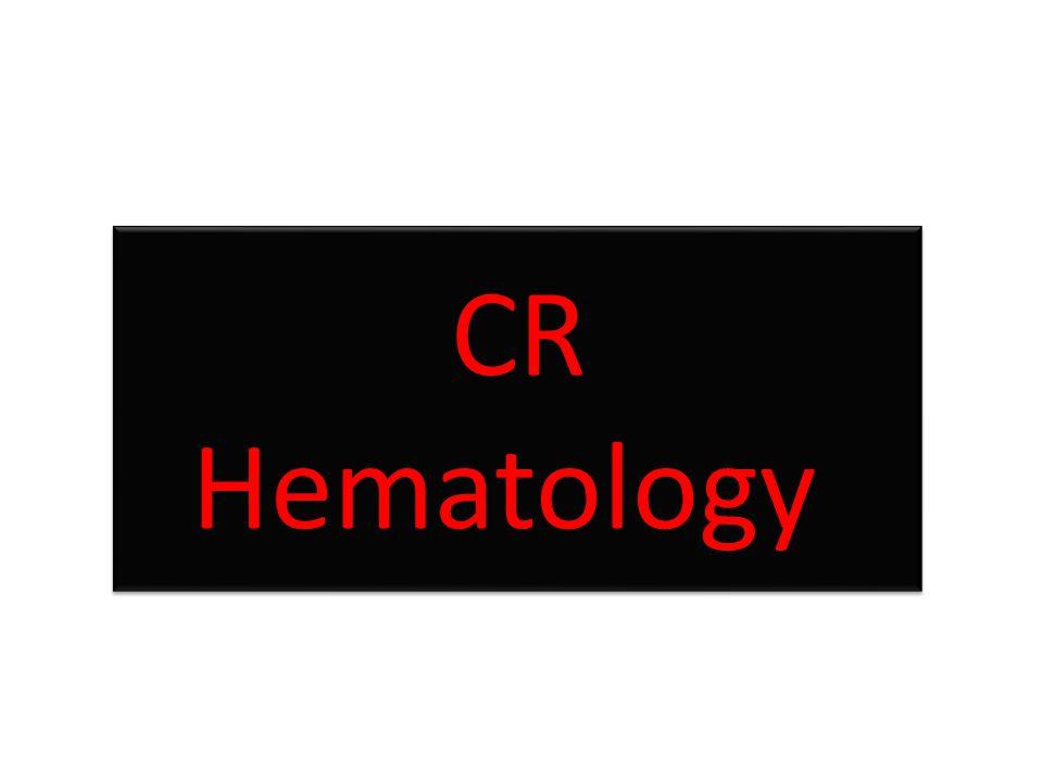 Sideroblastic anemias