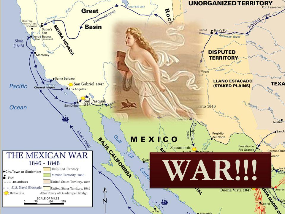 WAR!!!