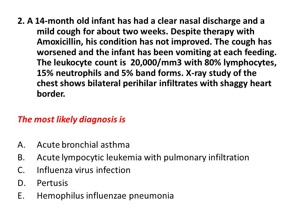 1. A patient with acute asthma is most likely to have decreased A.Forced expiratory volume in 1 second B.Residual volume C.Functional residual capacit