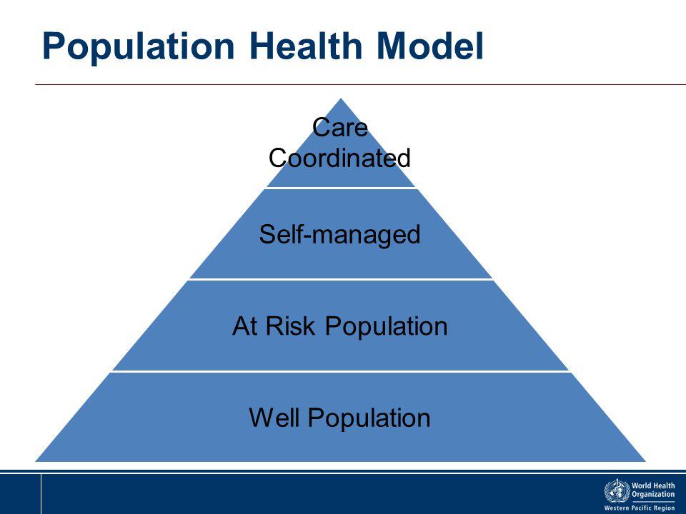 Population Health Model