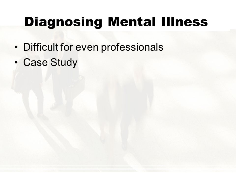 General Risk Factors for Contracting Mental Illness Social Conditions: Poverty, homelessness, overcrowding, stressful living conditions.