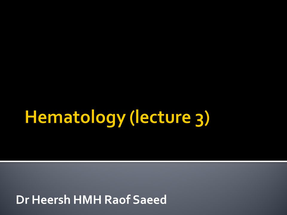 Dr Heersh HMH Raof Saeed