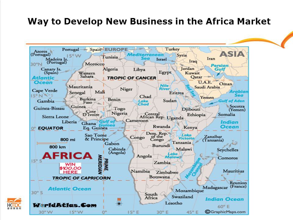 Way to Develop New Business in the Africa Market