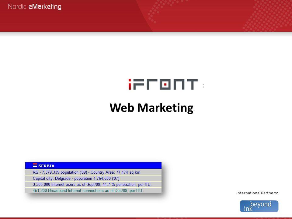 International Partners: Web Marketing