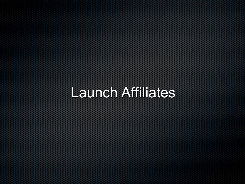 Launch Affiliates
