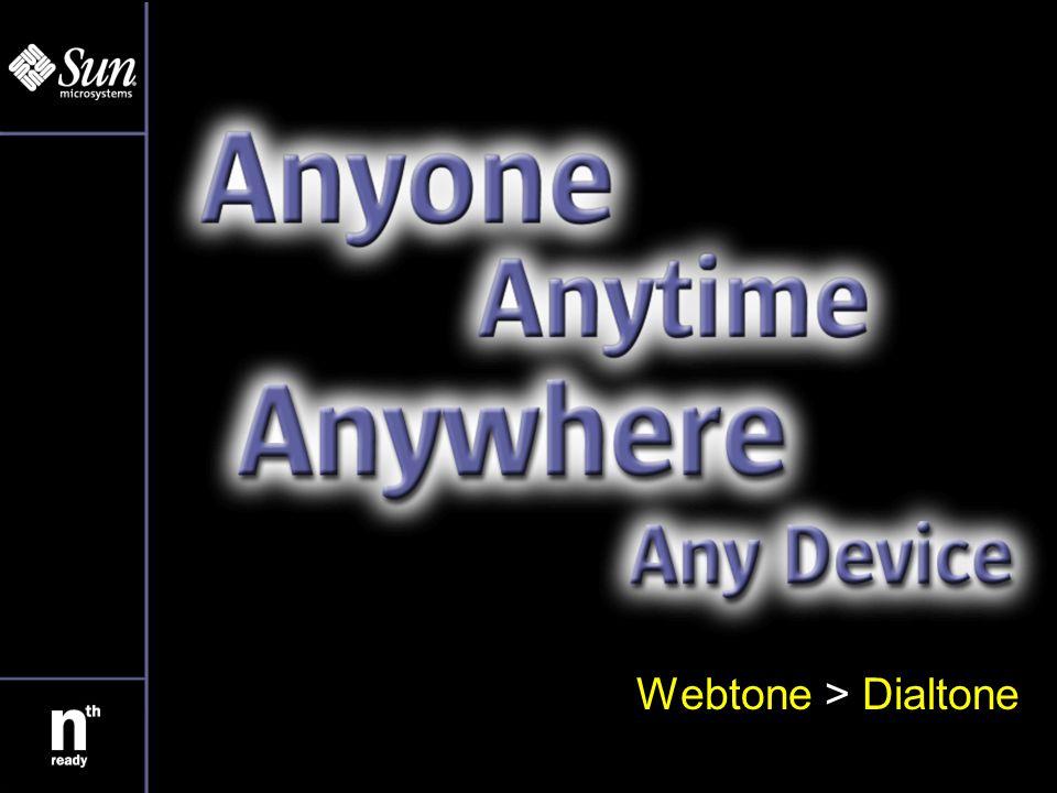 Webtone > Dialtone