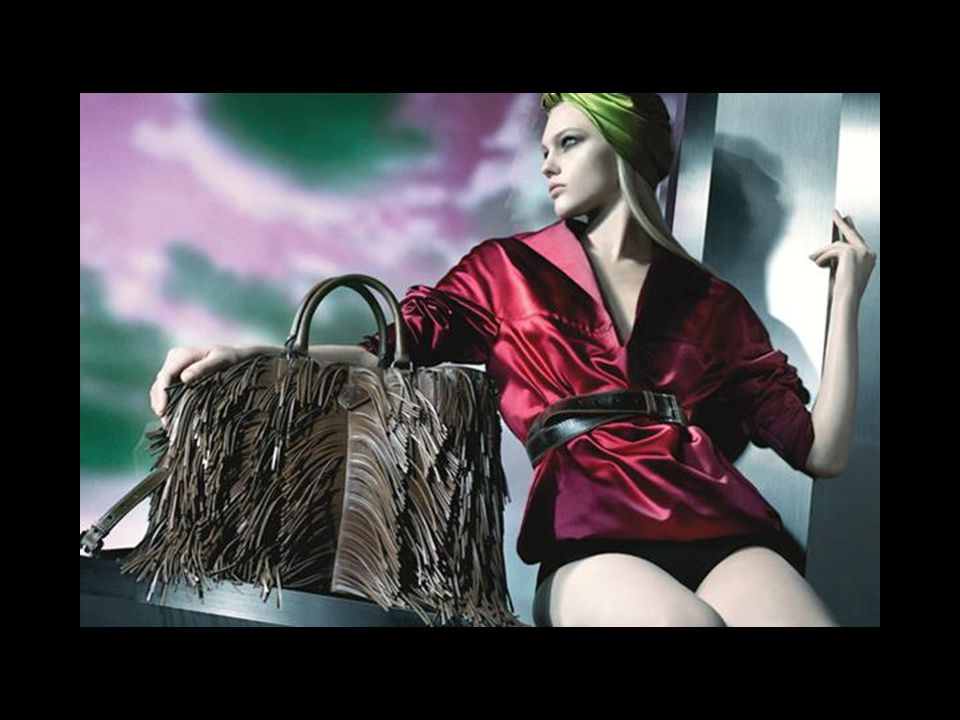 PRADA has many products with varying price levels –Purses: $400- $3,000 –Shoes: $300- $600 –Apparel: $200- $1000 –Sunglasses: $200- $300 –Fragrance: $50- $150 –Skin Care: $50- $150 PRICE Marketing Mix